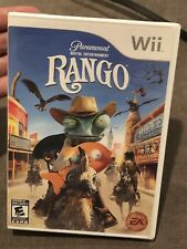 Rango video game for the Nintendo Wii - Complete Brand New Factory Sealed