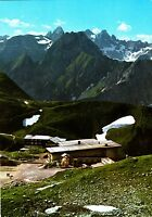 Nebelhornbahn-Bergstation  , Ansichtskarte