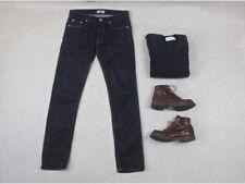 Acne Studios - Roc Soft Raw Jeans - Blue - 34/34