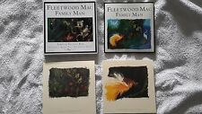 Fleetwood Mac rare 7inch box set of Family Man 1987