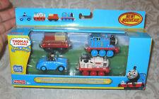 Train Thomas & Friends Set ( 4 items ) MB  FREE SHIPPING