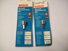Lot of 10 ~ ~ ~Bosch Drywall Screwdriving Bit #2R DW60497