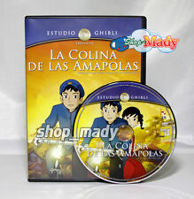 From Up On Poppy Hill - La Colina de las Amapolas DVD en Español Latino NTSC