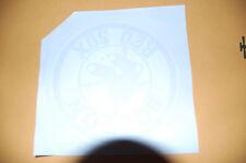 "Boston Red Sox Large 5 1/4"" Heat Transfer Logo Patch Baseball"