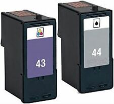 Non-OEM Lexmark 43 & 44 For X7550 X9350 Ink Cartridges