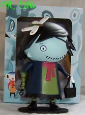 MINI SCARYGIRL SET A  BOXED SEPARATELY SCARY GIRL  flying cat new in box