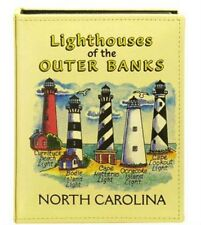 OUTER BANKS NORTH CAROLINA LIGHTHOUSES EMBOSSED PHOTO ALBUM 100 PHOTOS/ 4x6