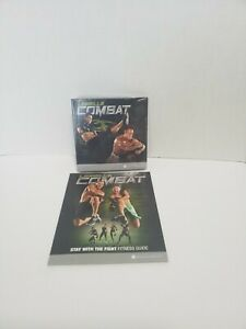 Les Mills Combat 5 Disc DVD /Fitness Guide