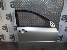 TOYOTA COROLLA 2.0L D4D 2006 DRIVERS SIDE FRONT DOOR - BARE - SOME MARKS