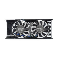 For MSI GeForce GTX 1050 2GT 1050TI 4GT LP video card Double fan With Frame 2pin