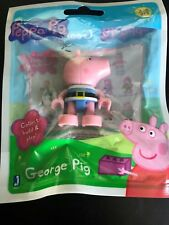 Peppa Pig Build & Play Small Figure Bag - Pirate George Pig