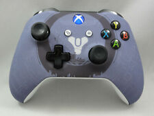 Xbox One S Destiny Wireless Controller - Blue LED Rapid fire - Modded
