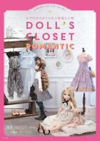 DOLL'S CLOSET ROMANTIC Dolls' Clothes Sewing Book Japan