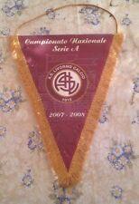GAGLIARDETTO LIVORNO CALCIO MATCH  SERIE A 2007 2008 OTTIMO STATO