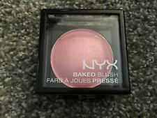 NYX Baked Blush + Illuminator + Bronzer BBL01 Full On Femme