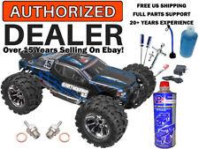 Redcat Earthquake 3.5 4x4 BLUE Truck Nitro .21 Xtreme Start Kit w/ FUEL & PLUGS