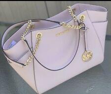 Michael Kors Jet Set Travel Bag - Blossom Pink Color New With Tag