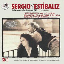 SERGIO Y ESTIBALIZ TODAS SUS GRABACIONES EN CBS 1985-1989-2CD