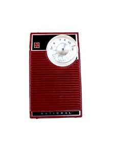 National transistor radio R-106