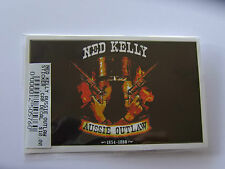 NED KELLY CAR DECAL STICKER AUSSIE OUTLAW