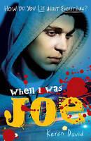 When I Was Joe, David, Keren, Very Good Book