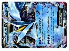 POKEMON JAPANESE HOLO N° 025/081 KYUREM EX 1ed 180 HP Attack 130 XY7