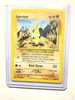 LARVITAR - 70/105 - Neo Destiny - Common - Pokemon Card - NM