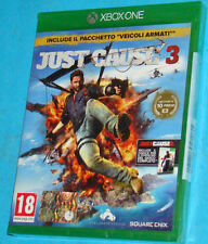 Just Cause 3 - Microsoft XBox One - PAL New Nuovo Sealed