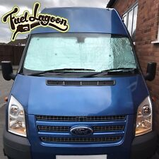 Thermal Window Screen Blinds 3 set Camper Van Ford Transit MK7 Motorhome silver