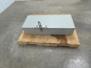 Midwest GS1402B01UL Non-Fusible Transfer Switch 400A Main 200A Standby 1Ø 240V