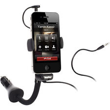 Griffin TuneFlex Aux Hands FREE iPod charger+Play ipod on your car stereo*FREE S