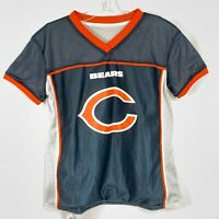 NFL Chicago Bears USA Flag Football Play 60 Jersey Reversible Youth Size M