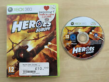 Xbox 360 Game - Heroes Over Europe.