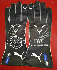 Lewis Hamilton Mercedes F1 replica gloves Formula 1