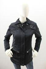 Giubbino PIERO GUIDI Donna Jacket Pelle Coat Giubbotto Woman Taglia Size S