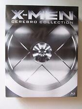 X-Men Cerebro Collection -Cofanetto di 7 Film Blu-Ray Italiano Wolverine X-man