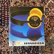 VINTAGE SENNHEISER HD 414 SL HEADPHONES HIFI IN BOX
