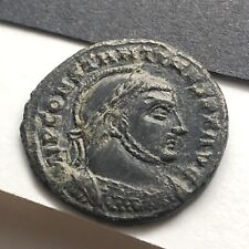 Ancient Roman Empire Copper Coin Artifact Authentic Antiquity Bible Age Old 5H