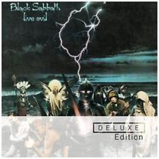 BLACK Sabbath-Live Evil (Deluxe Edition) 2 CD (2010) ORIGINALE IMBALLATO-NUOVO