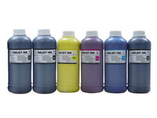 6x500ml waterproof Pigment refill ink for HP70 Designjet Z5400/SD Pro MFP