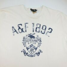 ABERCROMBIE & FITCH A&F MUSCLE ATHLEITCS TEE T SHIRT Sz Mens XL