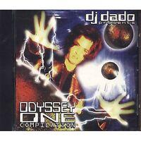 DJ DADO presents Odyssey One Compilation - CD 1996 COME NUOVO