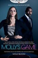 Molly's Game: The Riveting Book that Inspired the Aaron Sorkin Film,Molly Bloo