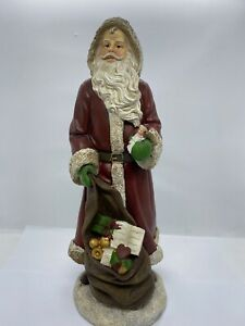 Large Santa Ornament