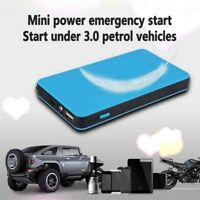Portable 12V 8000mAh Car Jump Starter Engine Battery Charger Power Bank Booster