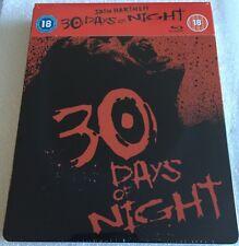 30 Days Of Night Steelbook - UK Exclusive Very Limited Edition Blu-Ray *Region B