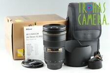 Nikon AF-S Nikkor 24-70mm F/2.8 G ED N Lens With Box #26183