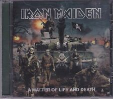 Iron Maiden-A Matter Of Life And Dead cd album