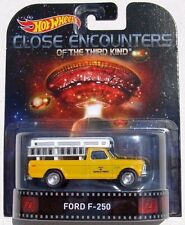 CLOSE ENCOUNTERS OF THE THIRD KIND ~ FORD F-250 ~ HOT WHEELS 2015 RETRO F1
