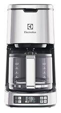 Electrolux Macchina da Caffè con Filtro 1.65l 12tazze acciaio inossidabile Ekf78
